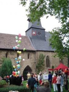 Kapellendorf-Kirche