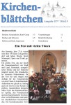 Veranstaltungen Kapellendorf