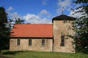Kirche Frankendorf