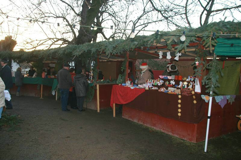 Adventsmarkt Kapellendorf