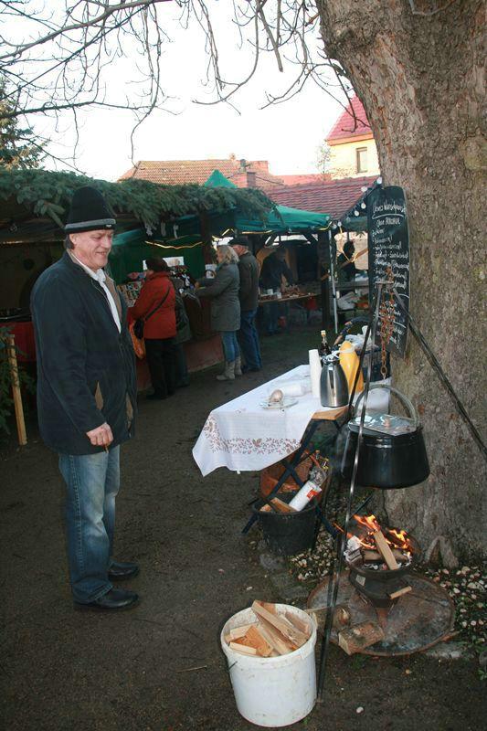 Adventsmarkt Kapellendorf