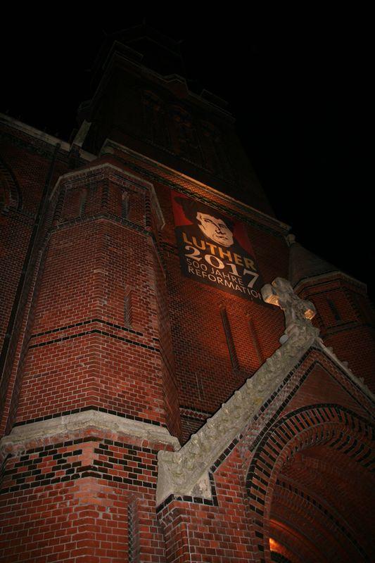 Friedensgebet Lutherkirche