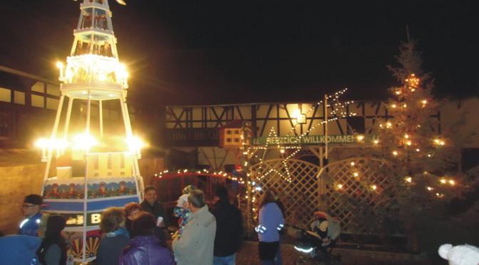 Adventsnachmittag in Oberndorf