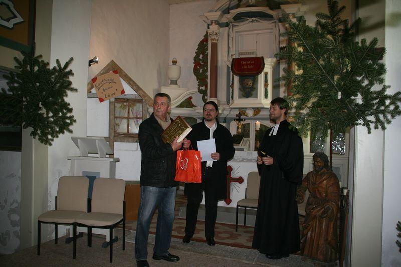 50 jahre im Gemeindekirchenrat