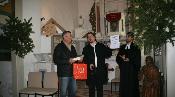 60 Jahre im Gemeindekirchenrat