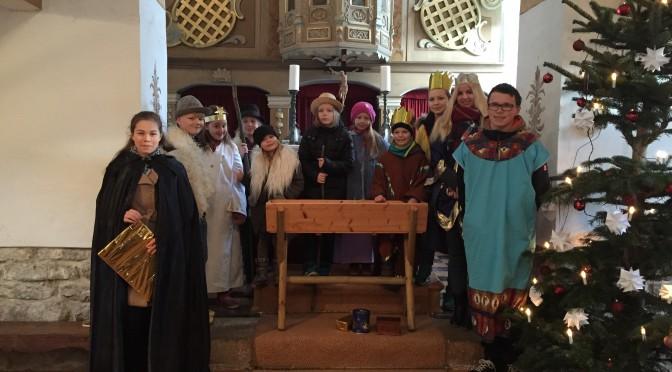 Gottesdienste am Heiligen Abend und zu Weihnachten 2015