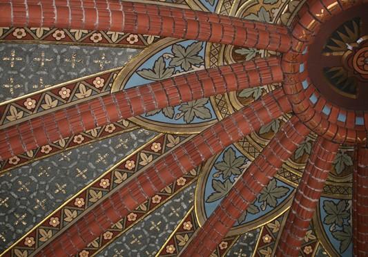 Lutherkirche Apolda: Sanierung Altarraum