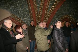 Sanierung Altarraum Lutherkirche Apolda