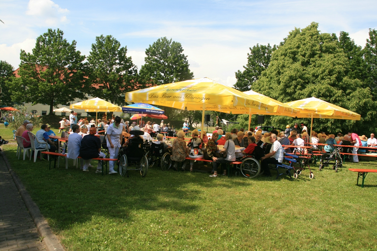 Carolinenheim - Sommerfest 2016