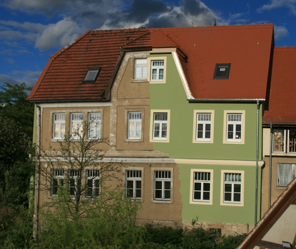 Pfarrhaus in Kapellendorf