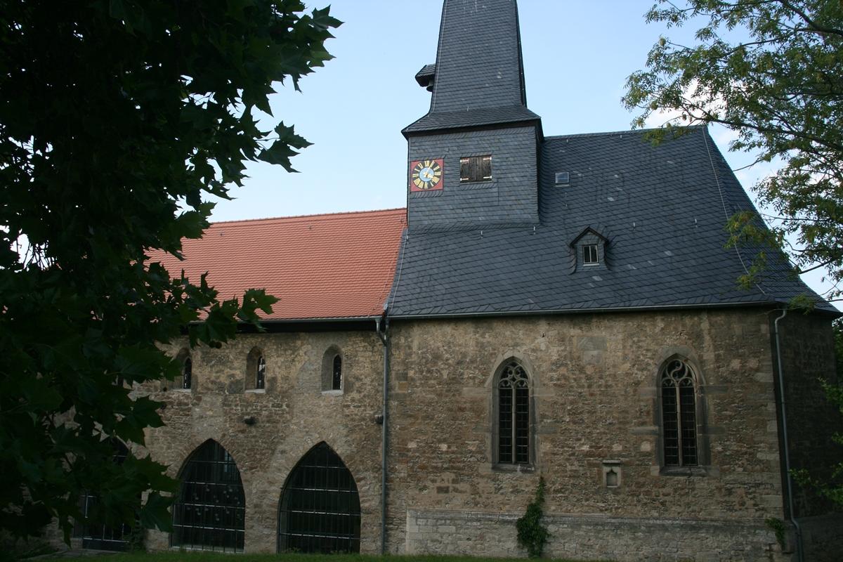 offene Kirche Kapellendorf