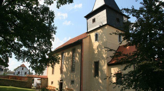 Kirche St Anna Oberndorf