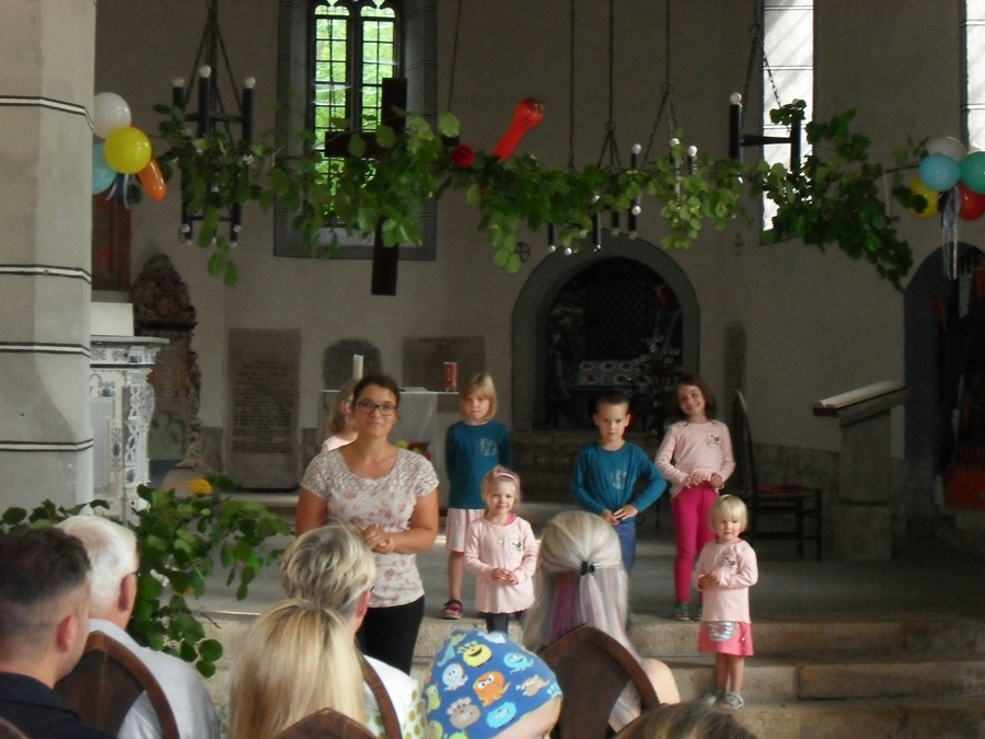 Kinderchor Kapellendorf
