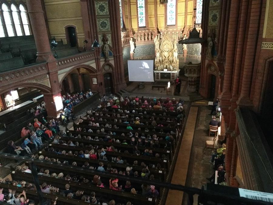 Orgelkonzert für Kinder
