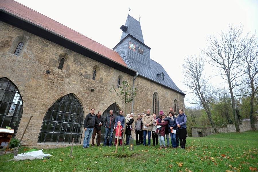 Kapellendorf Reformationstag 2017