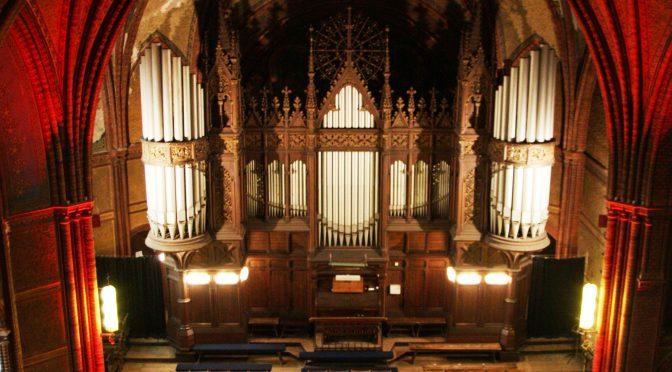 Orgeln – unser Erbe?