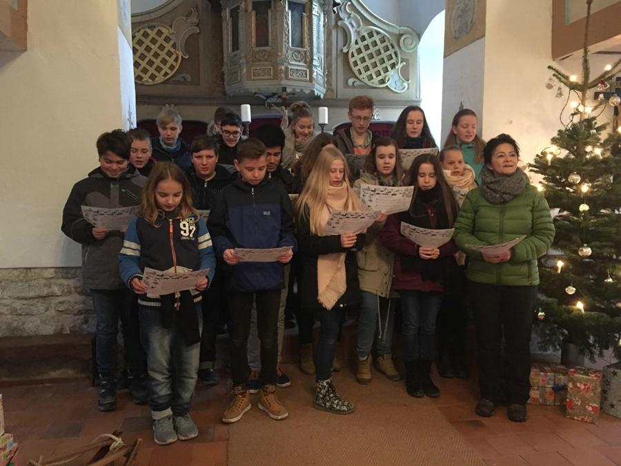 Klasse 7b der Pestalozzischule in Sulzbach
