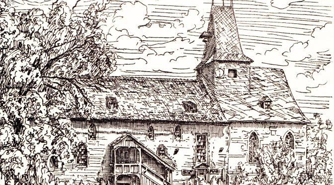 Helfer gesucht: Sanierung der Kirche in Kapellendorf