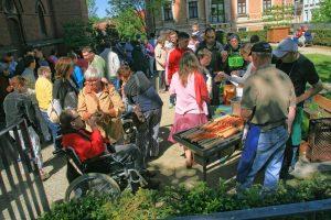 Inklusionsfest in Apolda