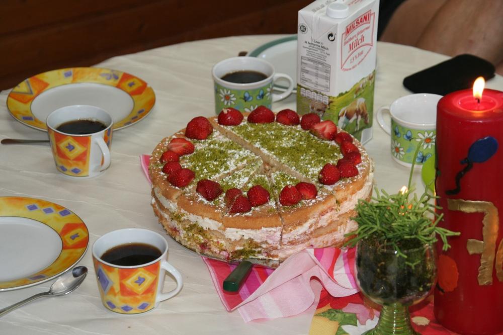 Geburtstag-Feiern