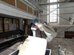 Was für eine Herausforderung! Sanierung der Kirche in Kapellendorf