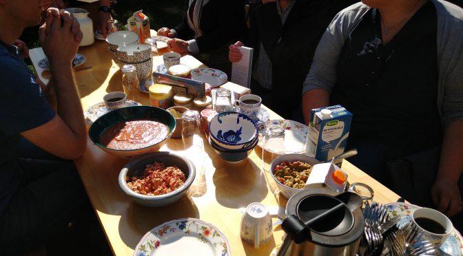 Essen: Gemeinsam schmeckt´s besser