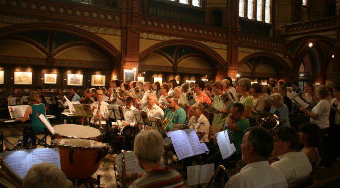 Kirchenchortreffen