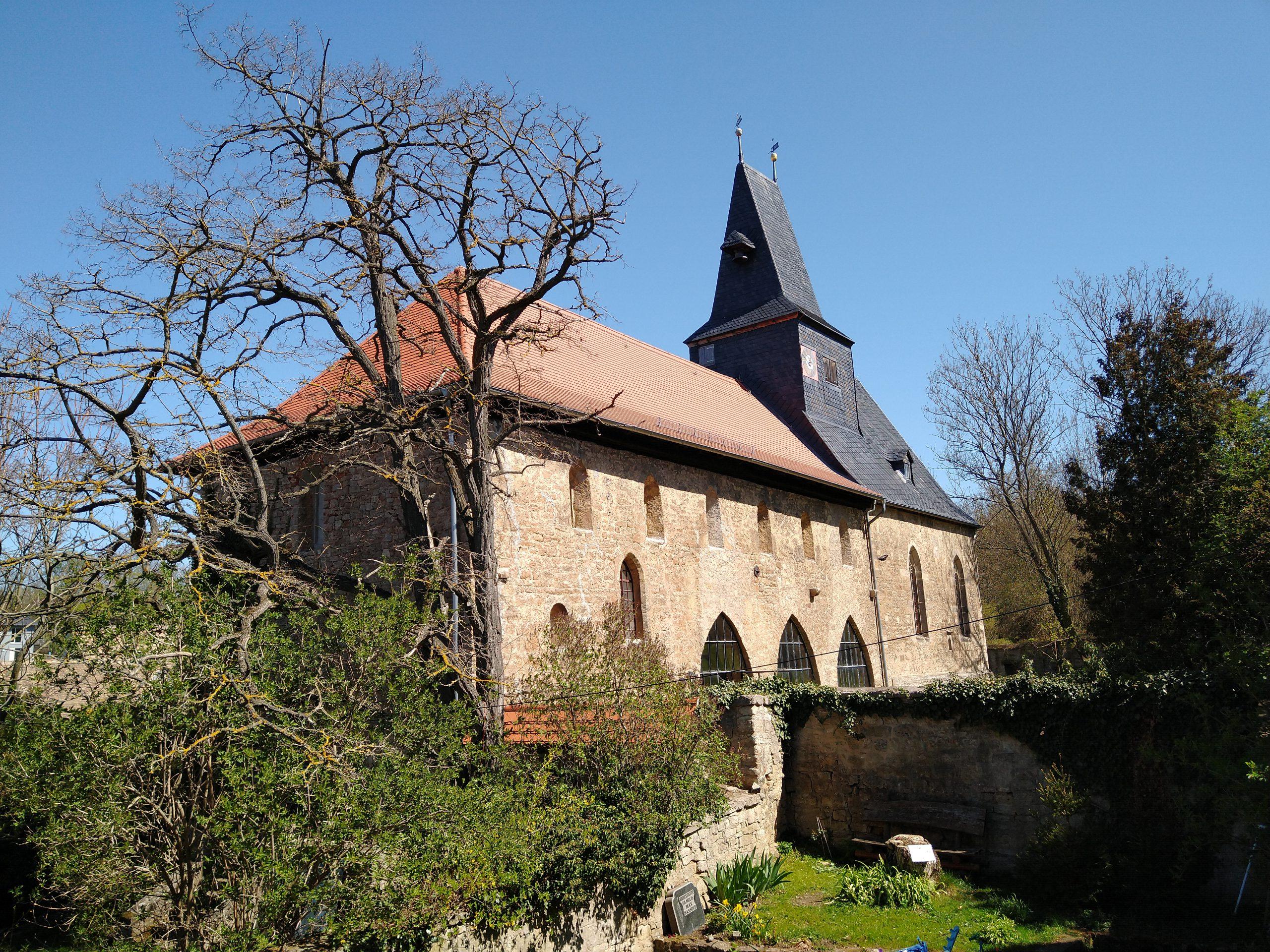 Gottesdienste in Thüringen ab 3. Mai