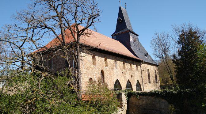 online Gottesdienst am 24.5.2020 aus Kapellendorf