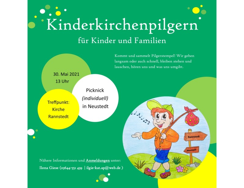 kinderkirchenpilgern