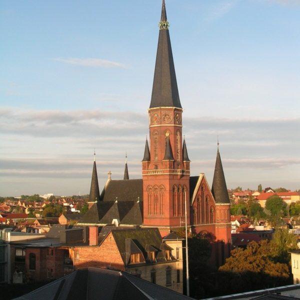 Lutherkirche Apolda