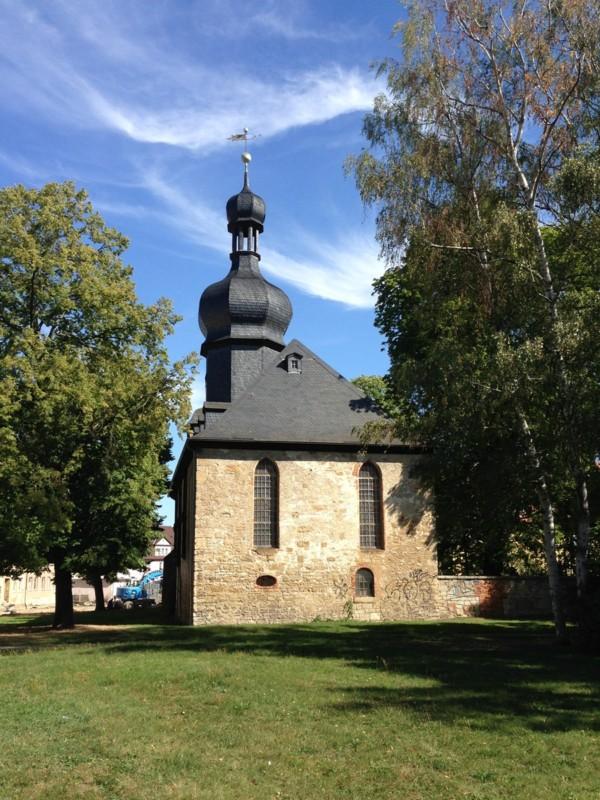 Apolda Martinskirche