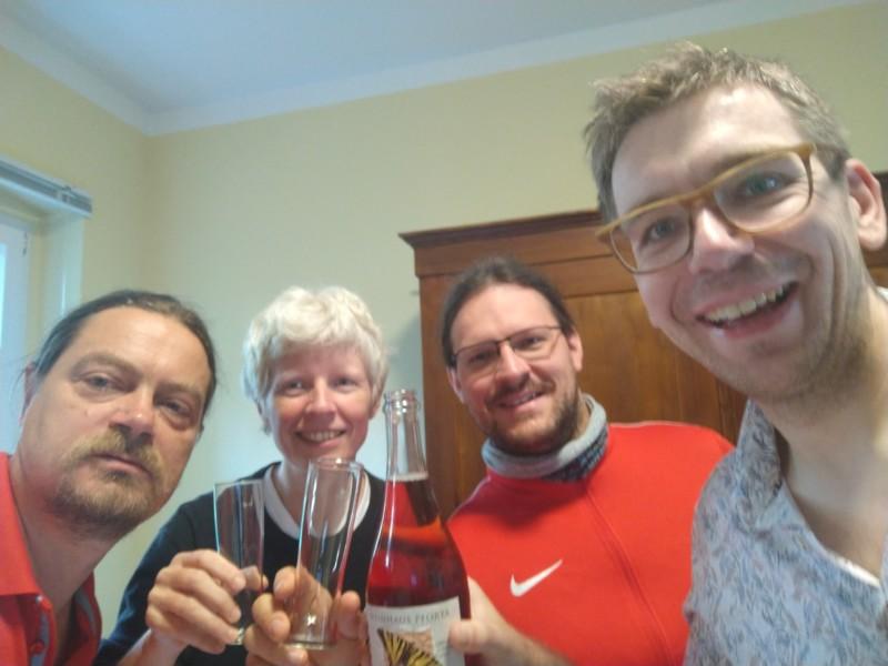 Morgehahn-Team Kirchgemeinde Apolda